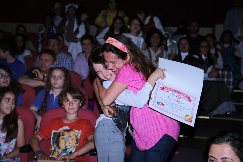 INGED Drama Festivalinde Ödüller Sahiplerini Buldu