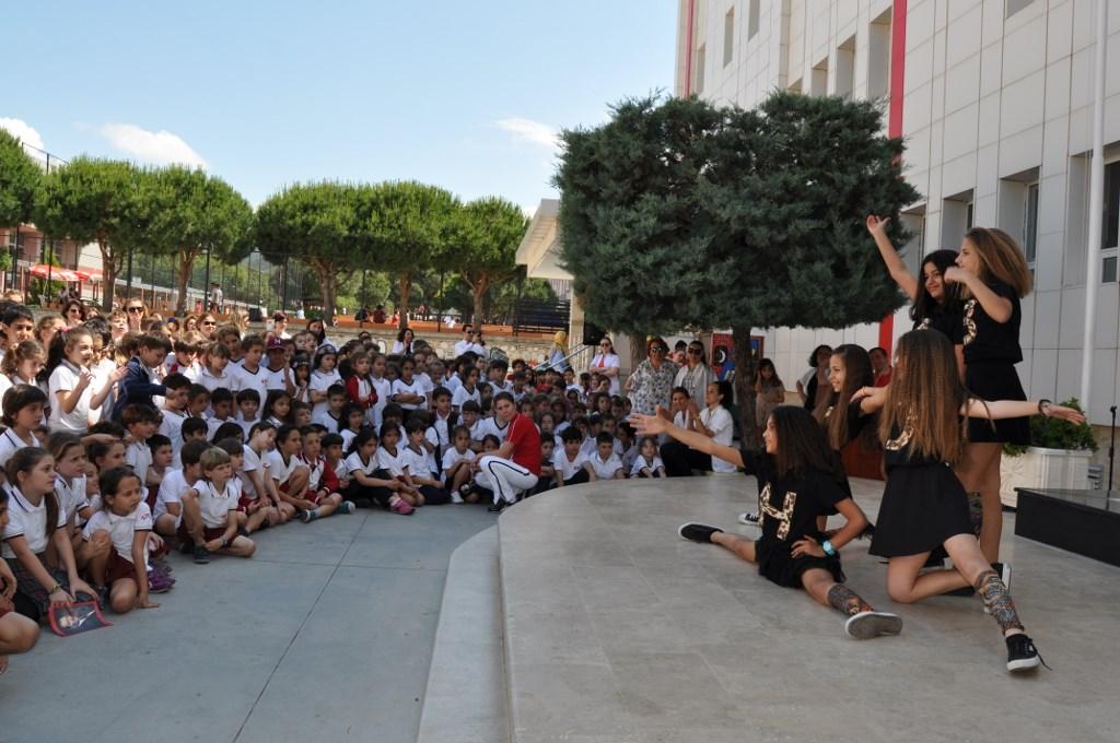 Yarının Gençleri 19 Mayıs Kutlamalarına Heyecanla Katıldı
