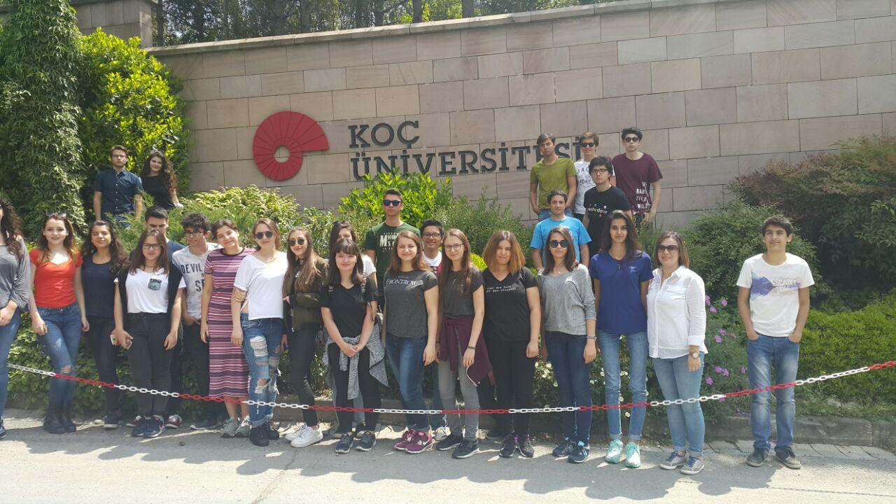 İstanbul Üniversite Gezisi