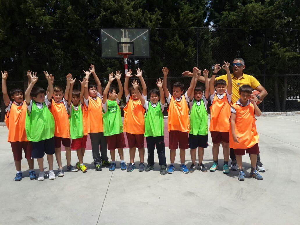 4. Sınıflar Basketbol Finalinde Gülen Taraf 4-F Şubesi Oldu