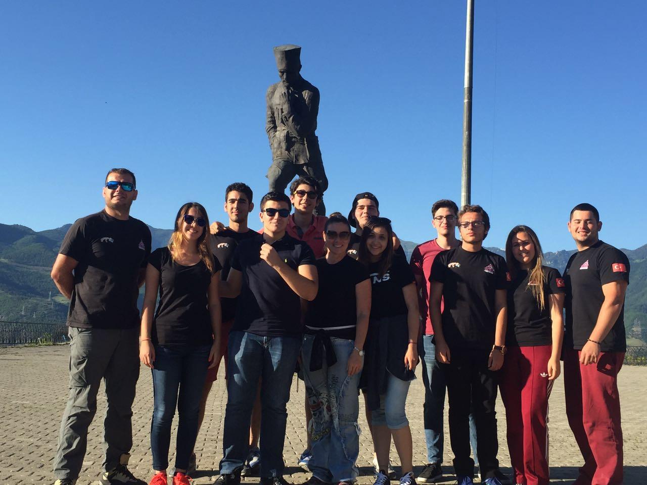 MEV Dağcılık Kulübü Dünyanın En Büyük İkinci Kanyonunda