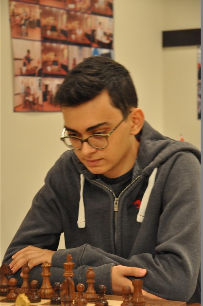 Satrancın En Genç Büyük Ustası: Vahap Şanal