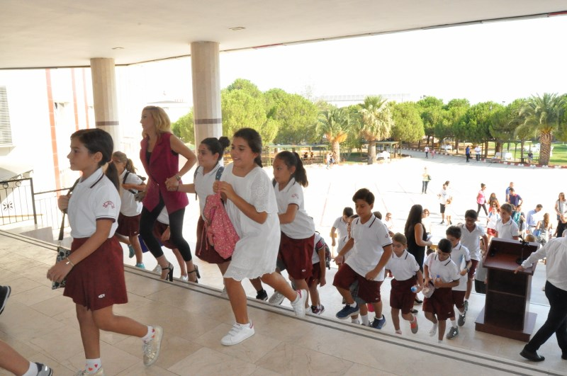 5. Sınıflarımız Oryantasyon Programını Tamamladı