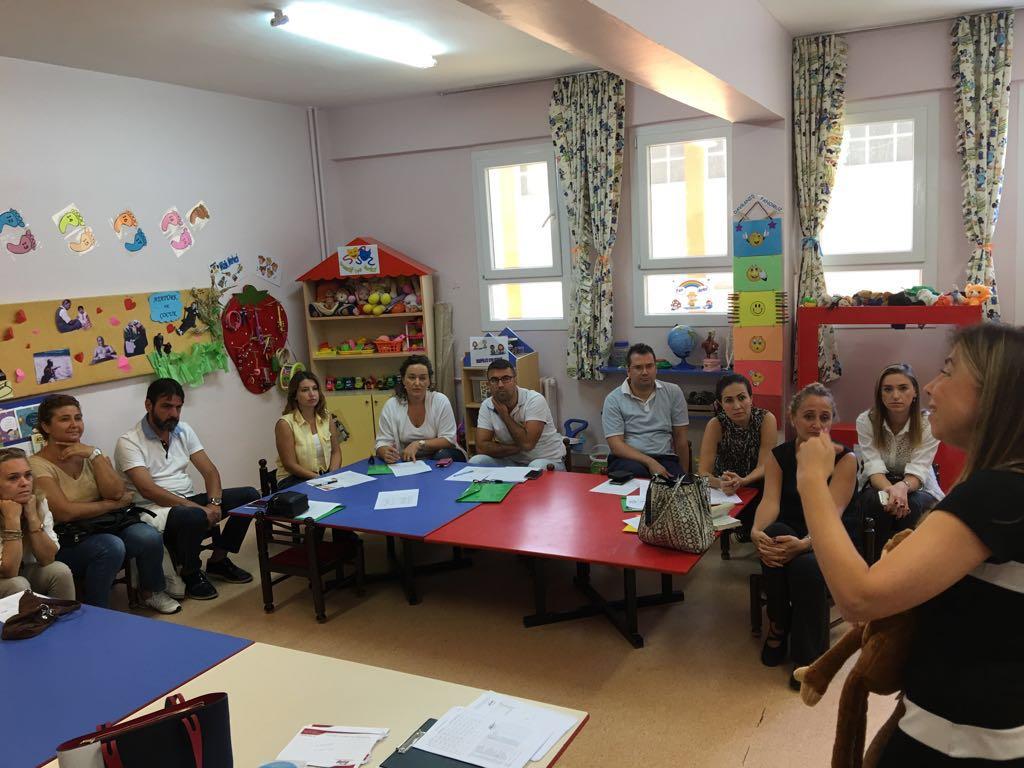 Danışman Öğretmenlerimiz Velileriyle Tanıştı