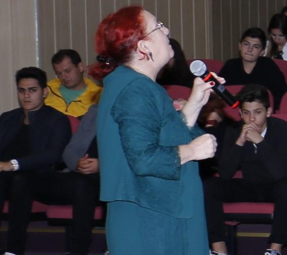Kalıpçı, Kalıplara Sığmayan Dünya Lideri Atatürk'ü Anlattı