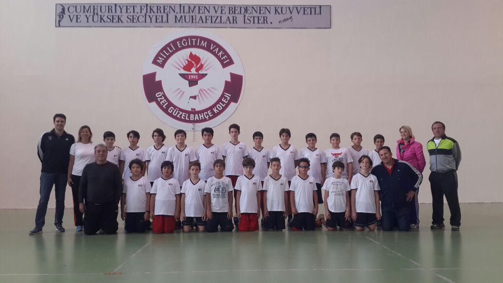 Okullarda Hentbol Projesi