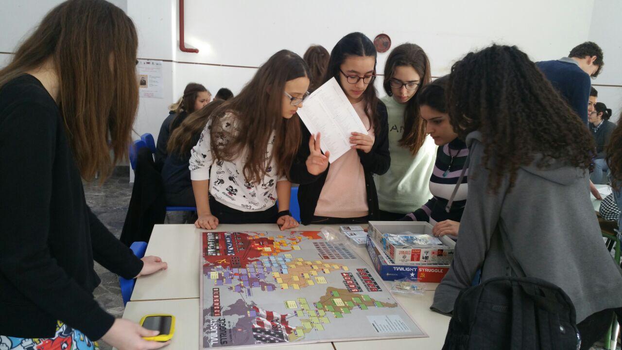 Erasmus+ Projesi için İtalya'dalar