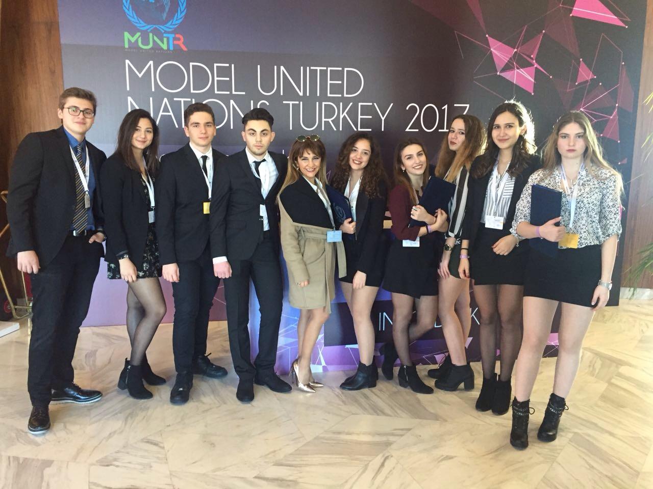 MEVMUN Kulübümüz Antalya'da