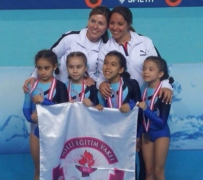 Altın Kızlar, Türkiye Şampiyonasına Gidiyor