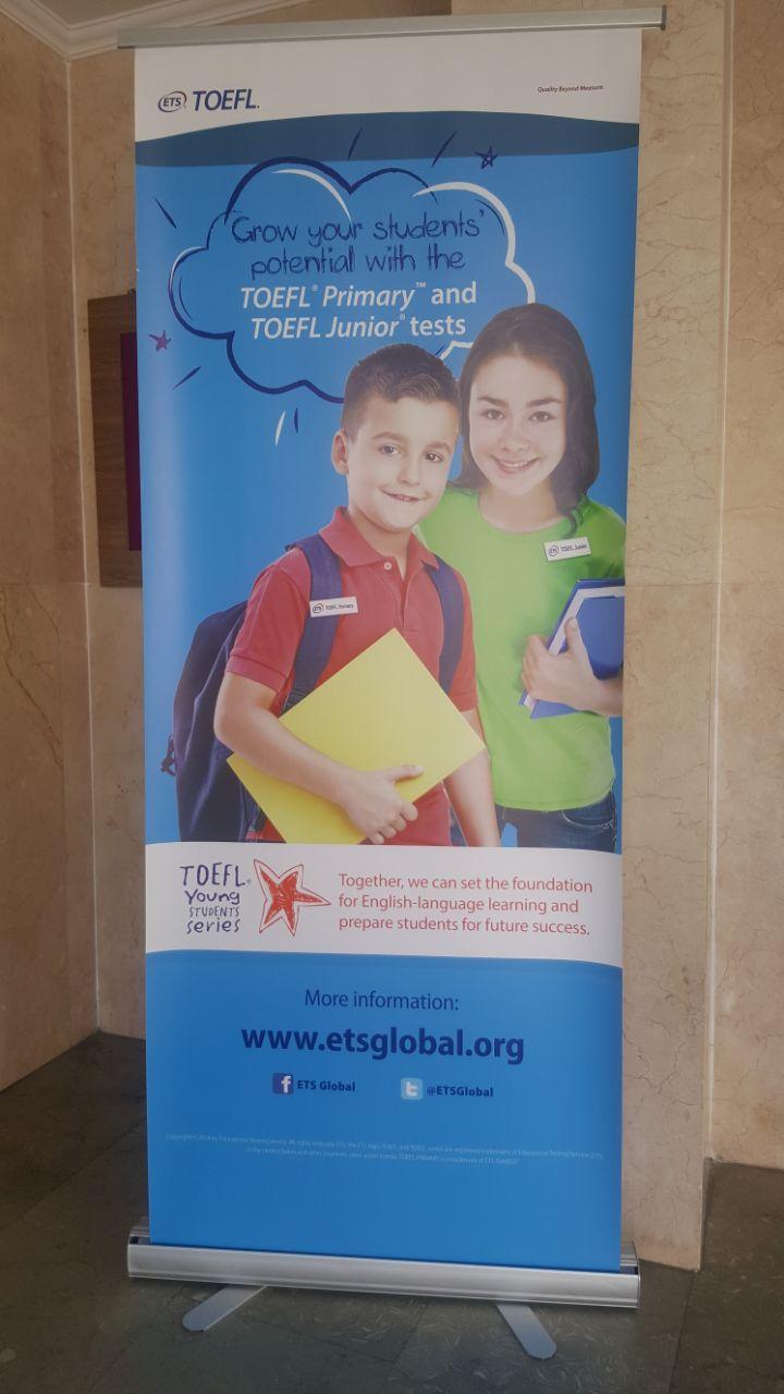 4-5-6 ve 7. Sınıflarımıza TOEFL Sınavı Uygulandı