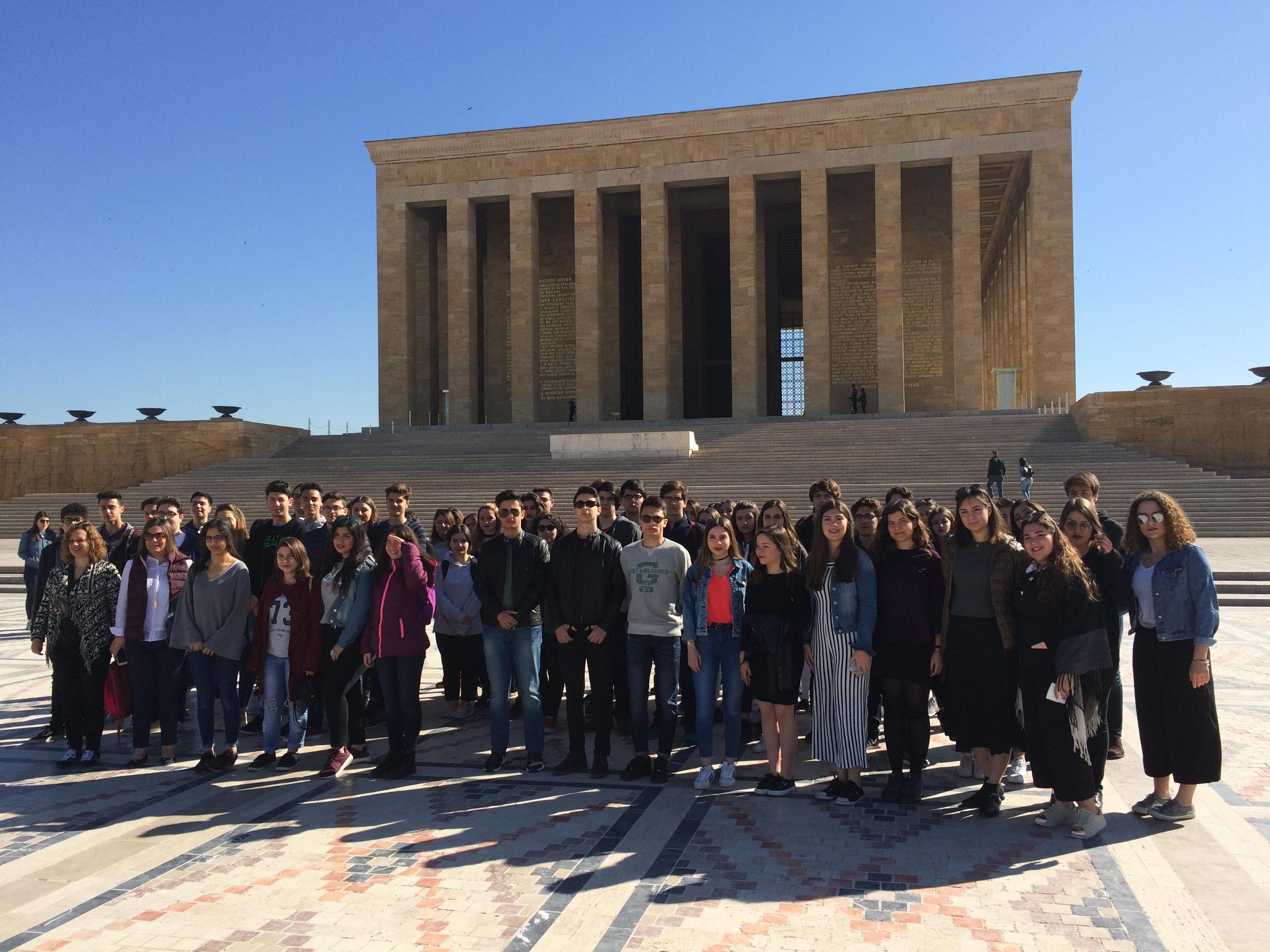 Öğrencilerimiz Ankara ve Eskişehir Üniversitelerini Tanıdı