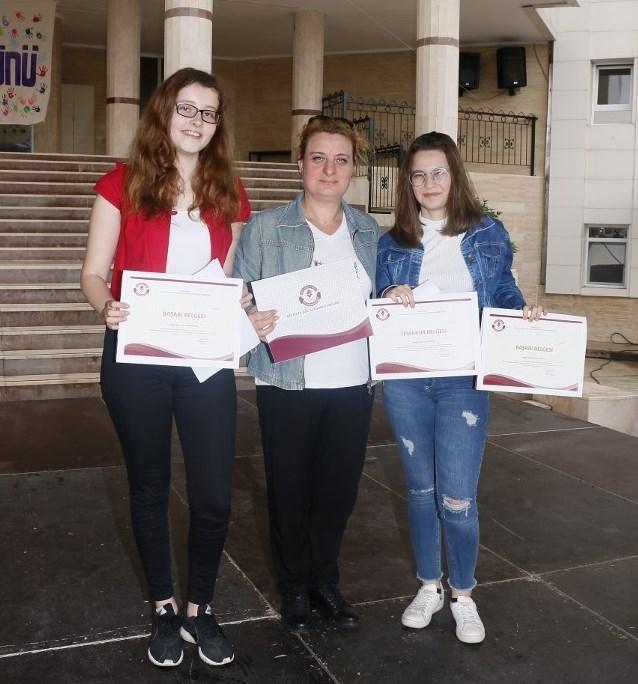 19 Mayıs Töreninde Ödüller Sahiplerini Buldu