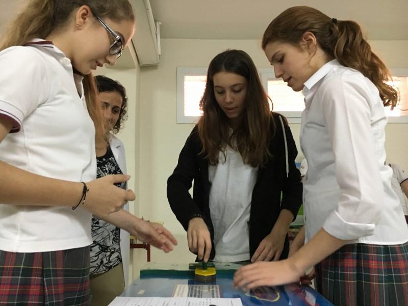 Mayıs Ayının İlk İki Haftası Yoğun Matematik Etkinlikleriyle Tamamlandı