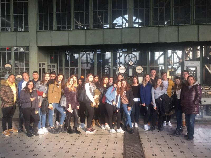 Öğrencilerimiz İstanbul Üniversitelerini Tanıdı
