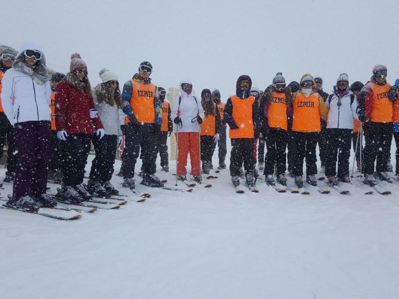 Uludağ Kış Kayak Kampı