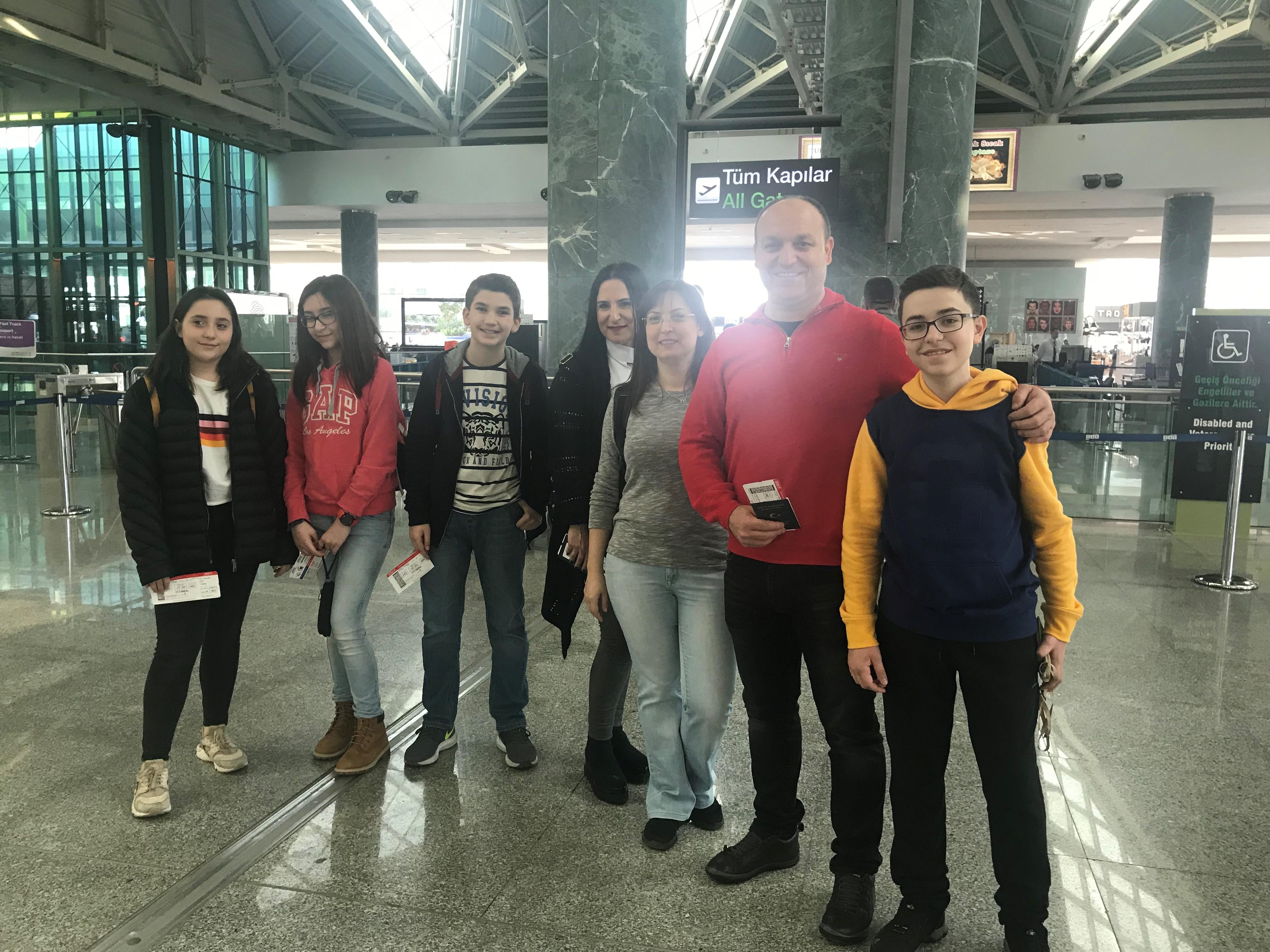 Erasmus+ Ekibimiz Çekya'da
