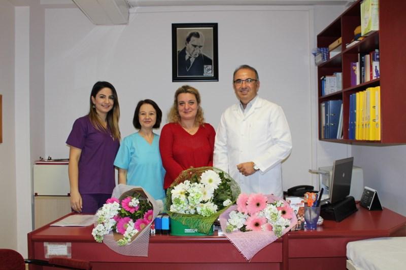 Tüm Sağlık Çalışanlarının 14 Mart Tıp Bayramı Kutlu Olsun!