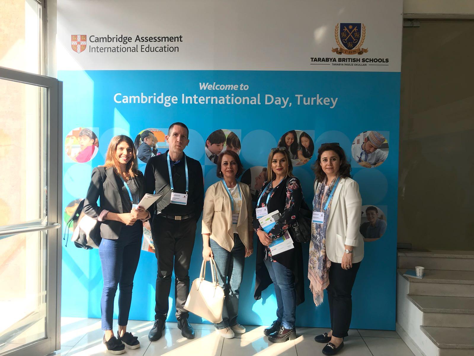 Cambridge International Day