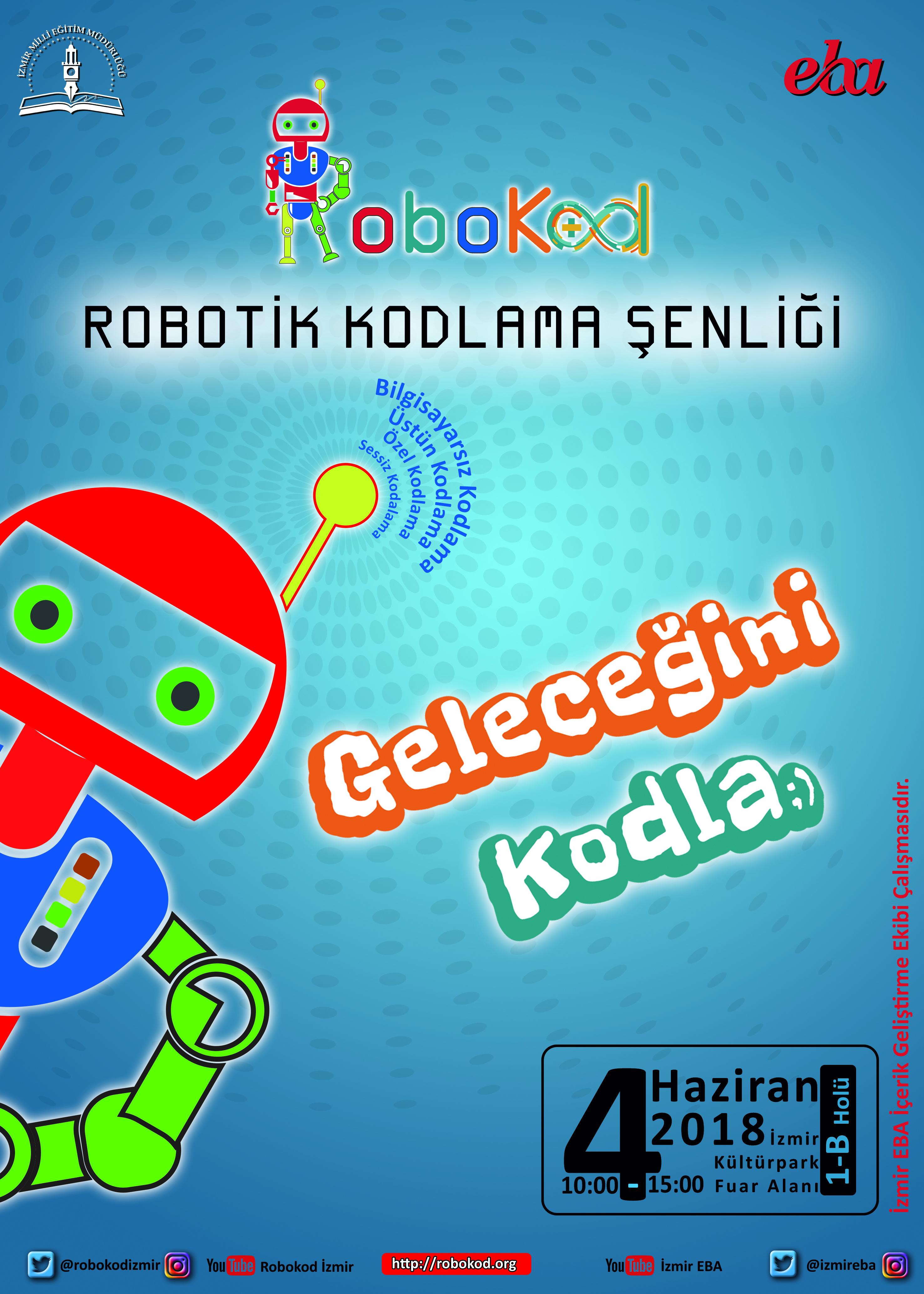 RoboKod İzmir – Robotik ve Kodlama Şenliği