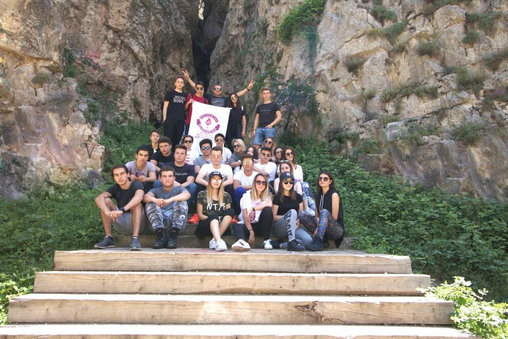 Lise Doğa Sporları Kulübümüz Doğu Karadeniz'deydi