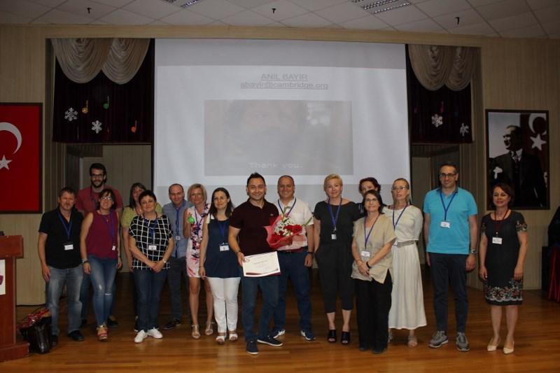 Erasmus+ Projesi Kapsamında Konuklarımızı Ağırladık