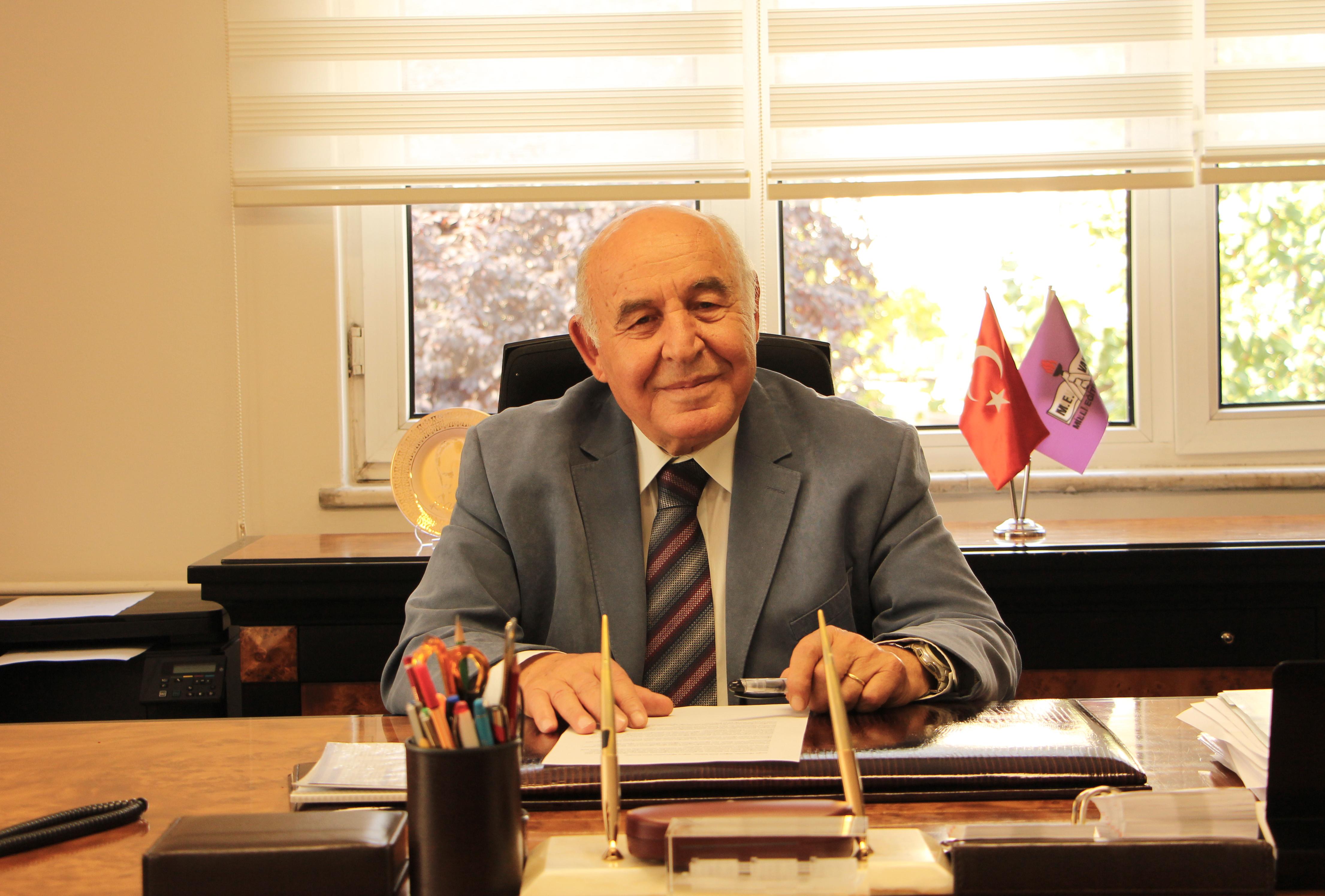 Yönetim Kurulu Başkanımız A. Remzi Sezgin'in Yeni Yıl Mesajı