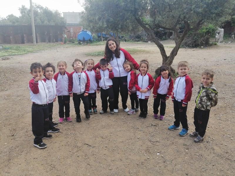 Okul Öncesi Miniklerine Köy Havası İyi Geldi