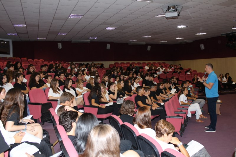 Anadolu Lisesi 9-10. Sınıflarımıza Kulüp Çalışmalarıyla Yeteneklerini Geliştirme Olanağı Sunuluyor