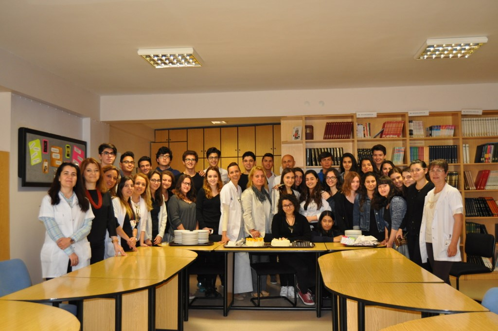 Erasmus + Pastası