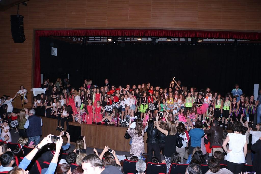 MEV Dans Yarışması