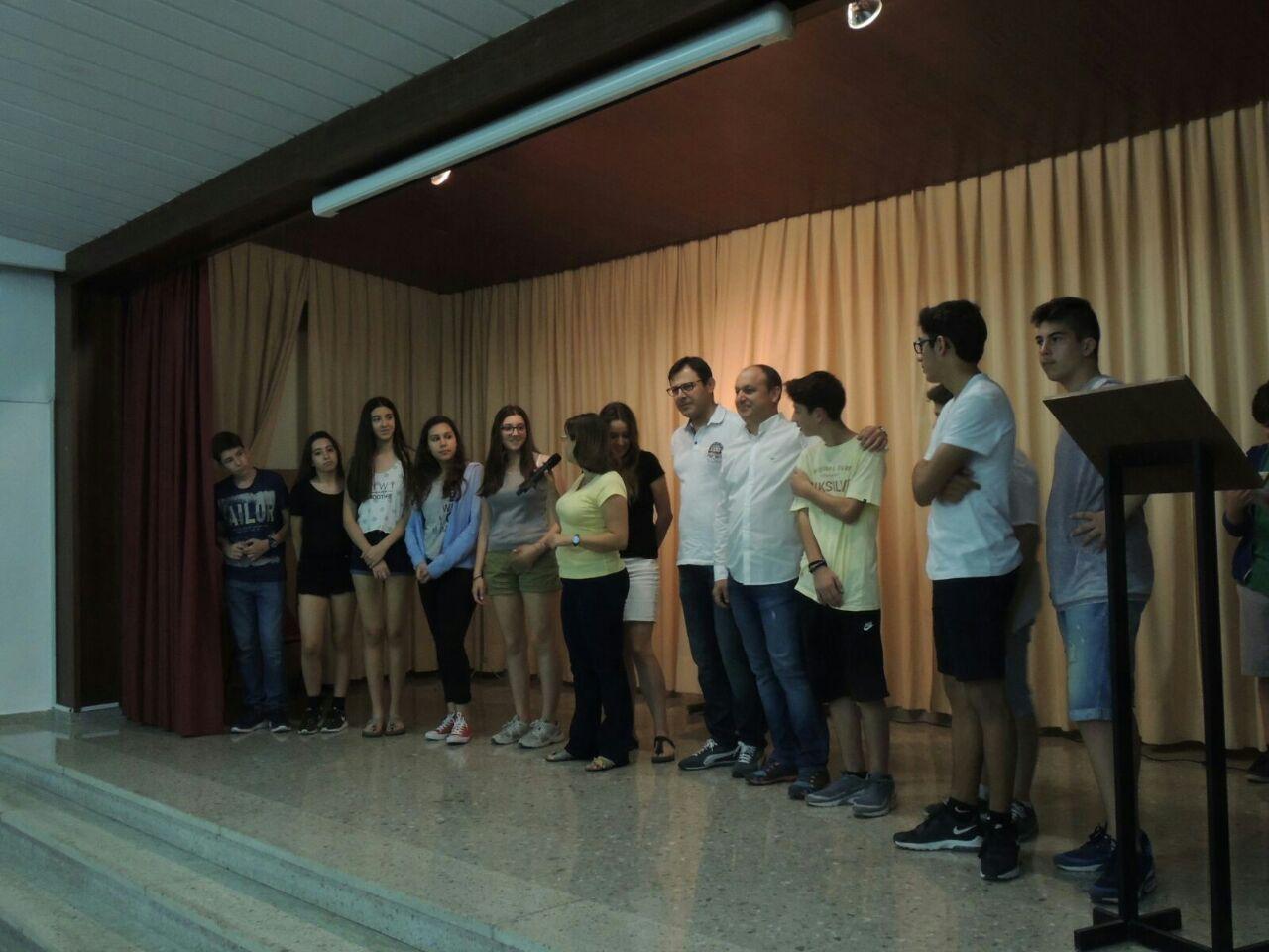 Ortaokul Erasmus + Projesi