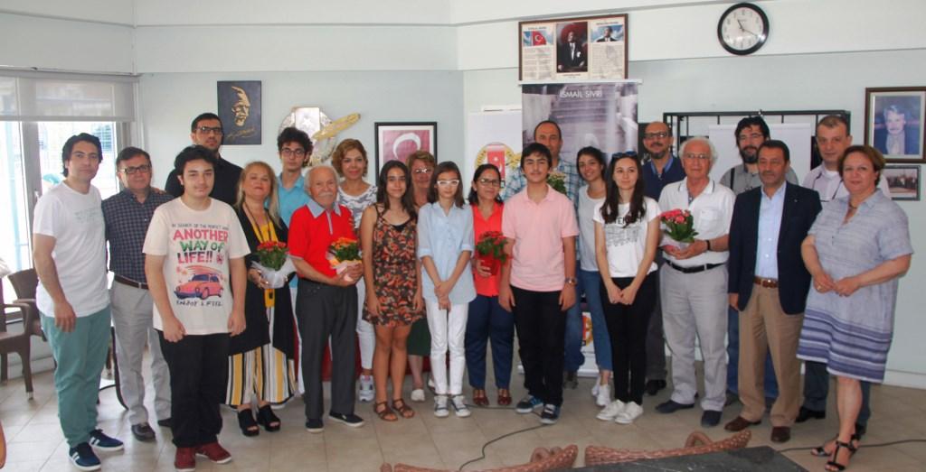 İsmail Sivri 7. Çocuk Öyküleri Yarışması'nda Fen Lisesi Öğrencimiz Eren Özbulgan Türkiye İkincisi Oldu
