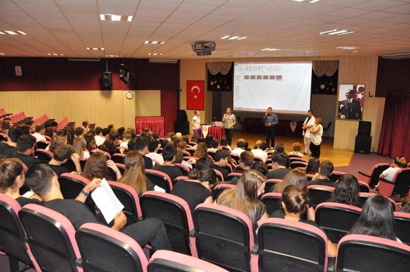 10 ve 11. Sınıflarımız Aktivite Kulüplerini Tanıdılar