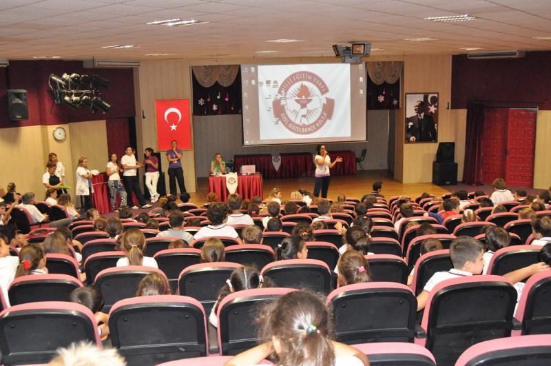 2 ve 3. Sınıflarımıza Etkinlik Kulüpleri Tanıtıldı