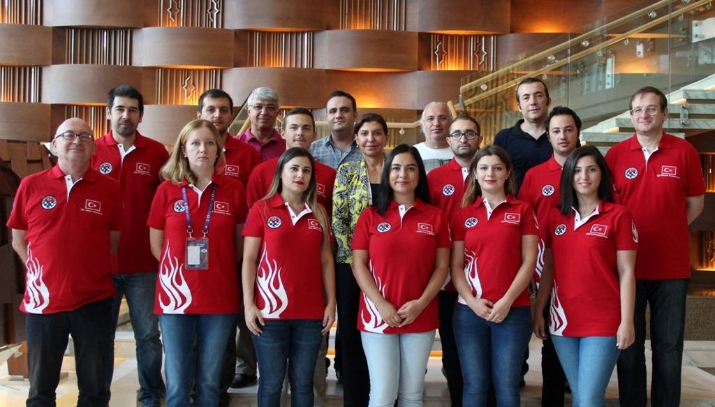 42. Dünya Satranç Şampiyonasındaki İki MEV Kolejli