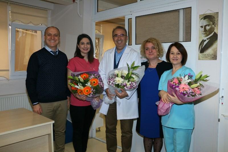 Sağlık Çalışanlarının 14 Mart Tıp Bayramı Kutlu Olsun!
