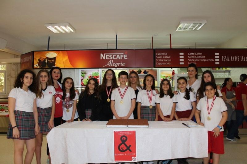 INGED Drama Festivali Ekibine Teşekkür Pastası
