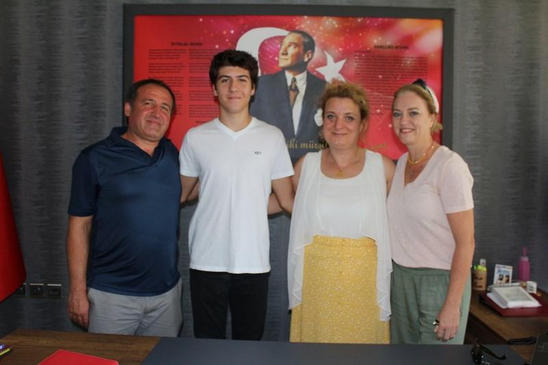 Cem Kıvrık, U-15 Hentbol Milli Takım Kampına Davet Edildi