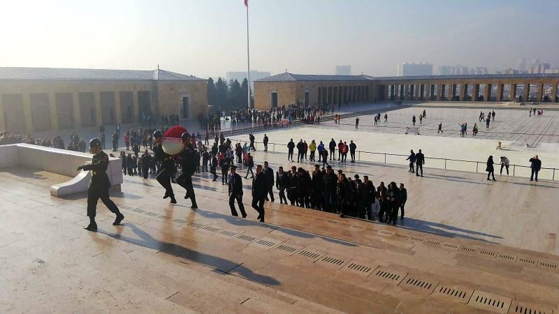 11. Sınıflarımız Ankara Üniversitelerini Tanıdı
