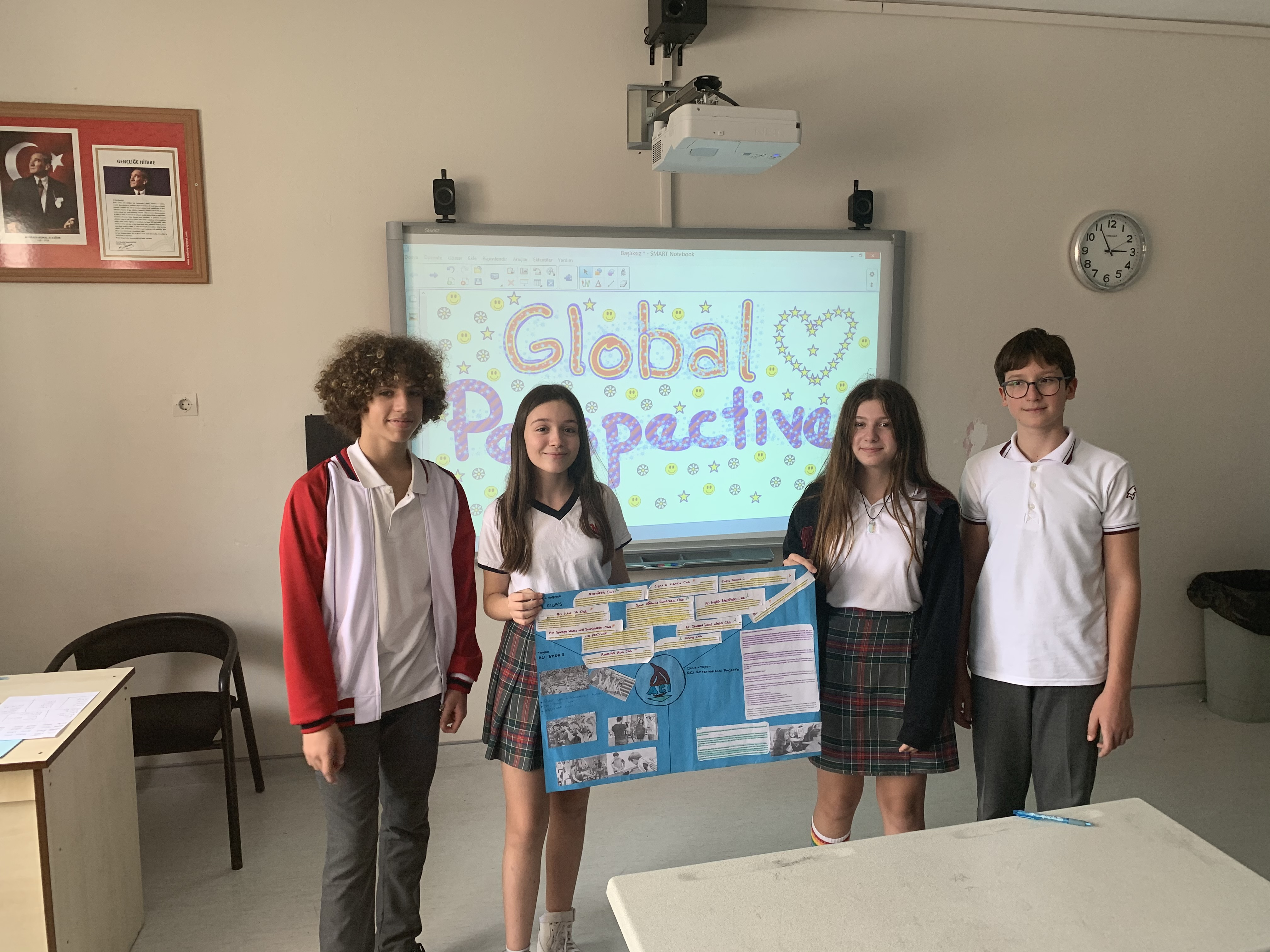 Cambridge Global Perspectives Week