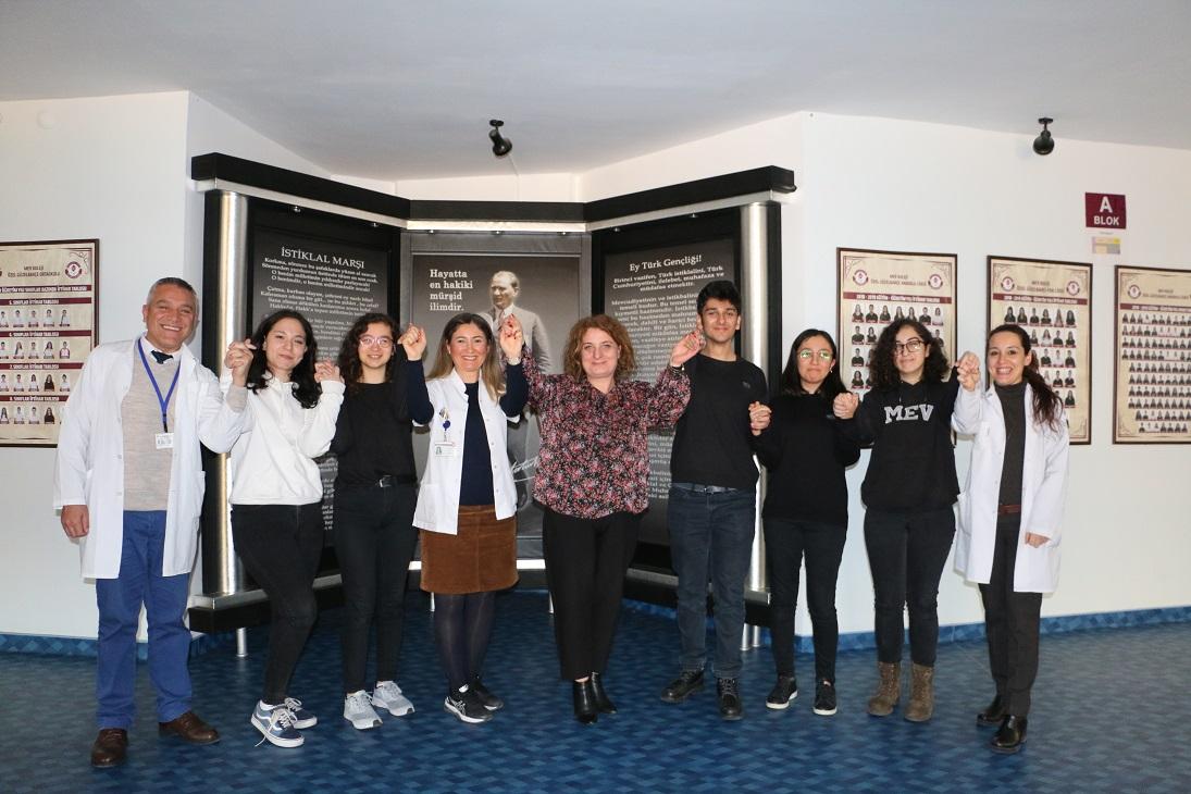 Fen Lisesi Öğrencilerimizin İki Projesi TÜBİTAK Türkiye Finallerinde