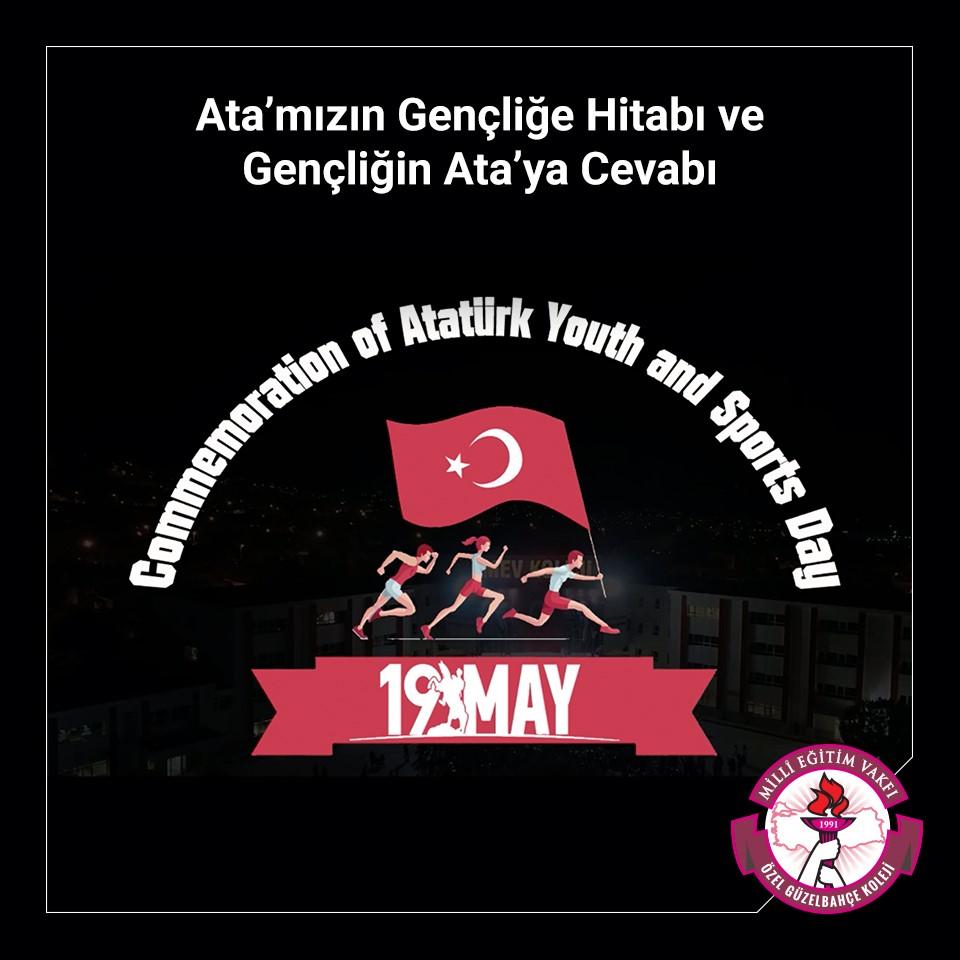 """""""Ata'mızın Gençliğe Hitabı ve Gençliğin Ata'ya Cevabı"""""""