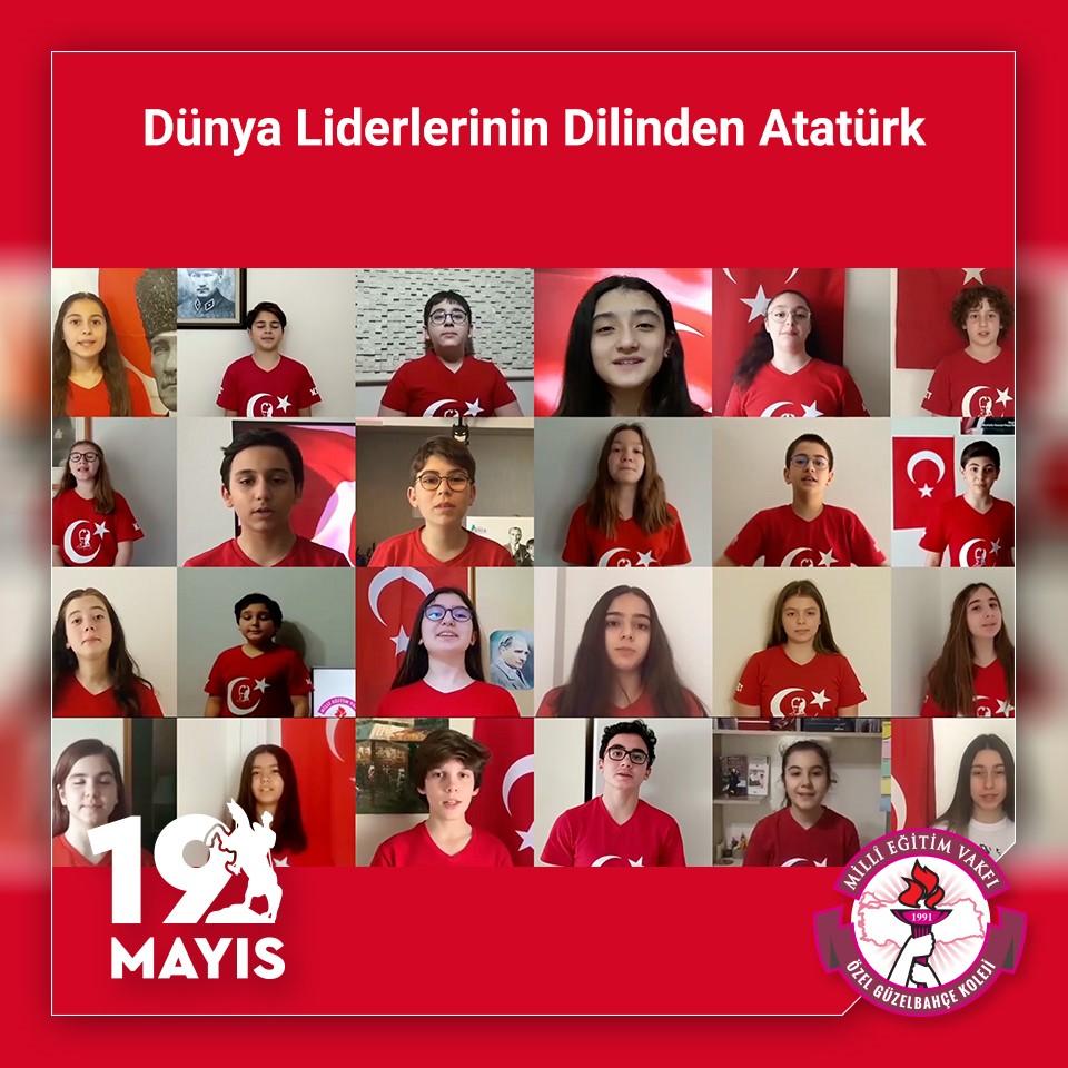 """""""Dünya Liderlerinin Dilinden Atatürk"""""""