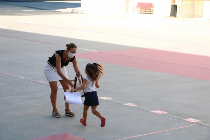 Miniklerimiz Yüz Yüze Eğitimde İlk Günü Tamamladılar