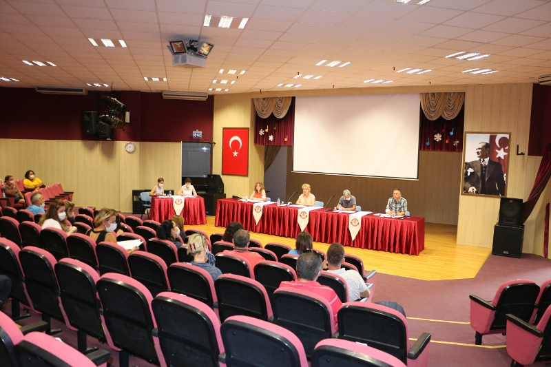 Anadolu ve Fen Lisesi Sene Başı Öğretmenler Kurulu Gerçekleştirildi