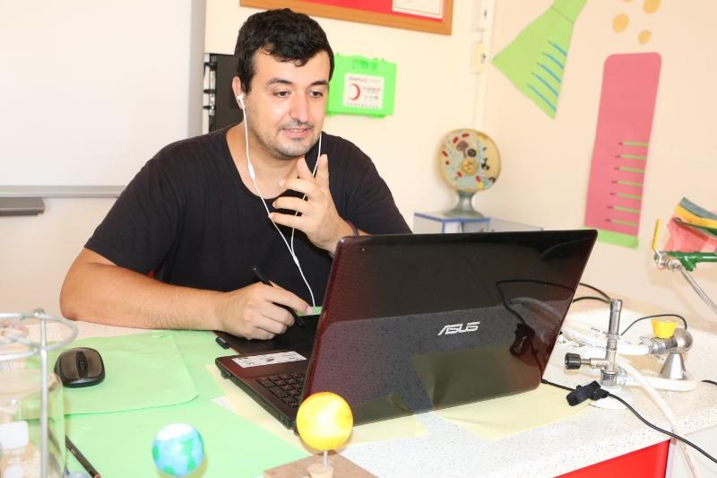 Ortaokul Çevrim İçi Eğitim Destek Programı Başladı