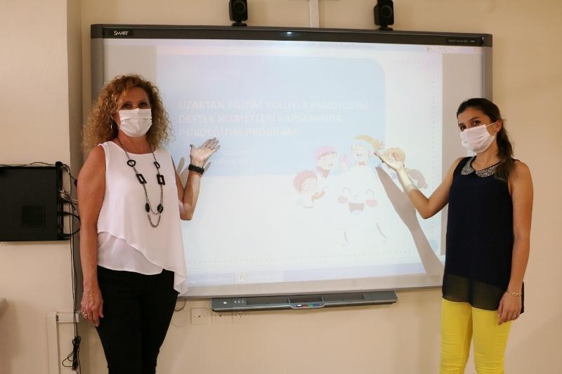 İlkokul Öğrencilerimize Yönelik Psikoeğitim Çalışması Gerçekleştirildi