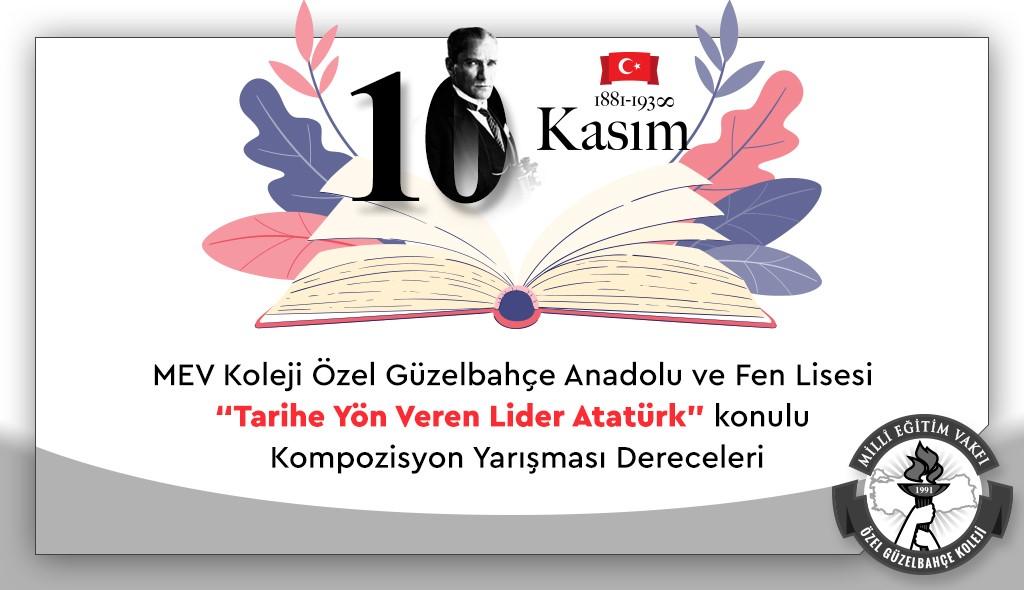 Tarihe Yön Veren Lider Atatürk