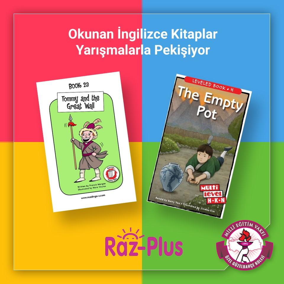 5 ve 6. Sınıflarımız Okudukları İngilizce Kitapları Kahoot Yarışmasıyla Pekiştiriyor