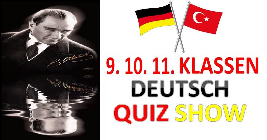 Deutsch Quiz Show